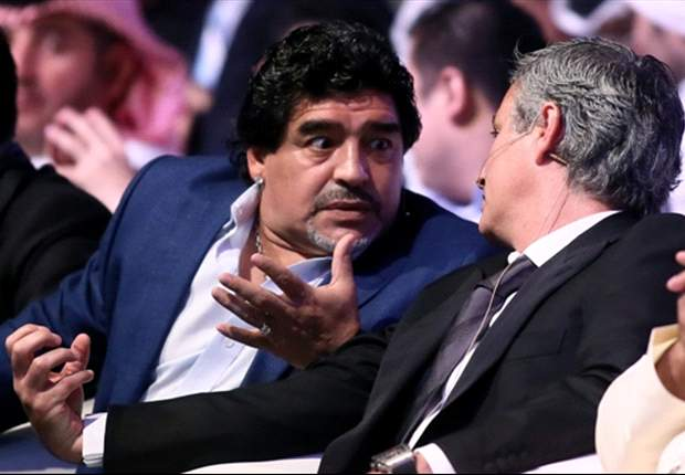 Maradona: It is great that Mourinho dropped Casillas
