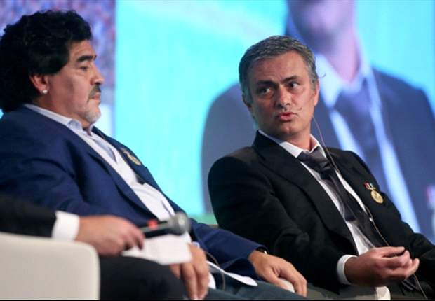 Jose Mourinho: Diego Maradona Tiada Bandingannya