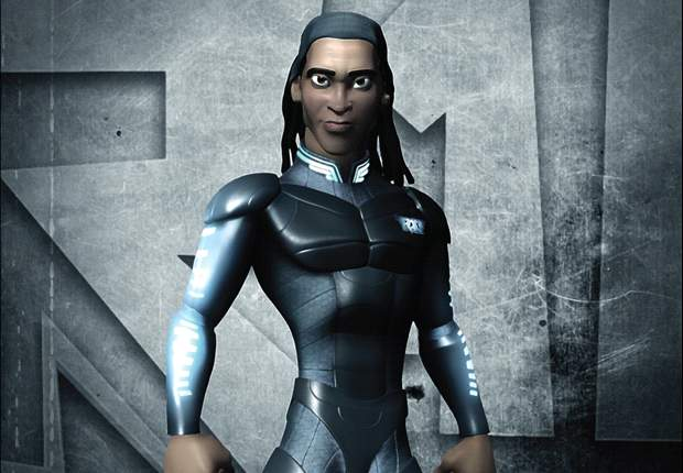 Ronaldinho, protagonista de una película animada