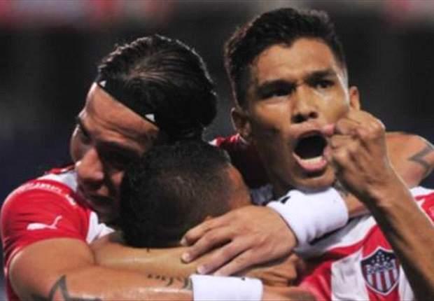 Teófilo Gutiérrez jugó seis meses con Dayro Moreno y no se 'mataron'