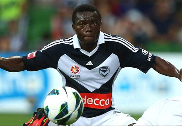 Melbourne Victory's Traore to miss rest of A-League season