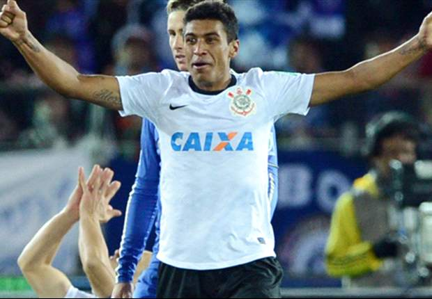 Corinthians star Paulinho set for Europe move in summer