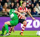 PSV opnieuw door oog van de naald