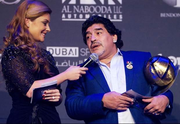Maradona: En Argentina soy un exiliado deportivo