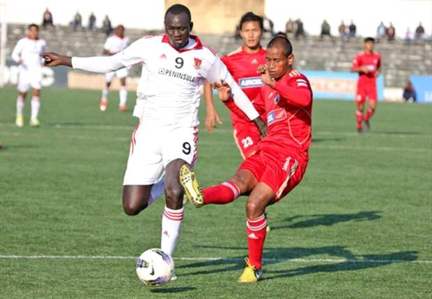 Shillong Lajong FC 1-2 Pune FC: The Red Lizards move within two points of the I-League summit