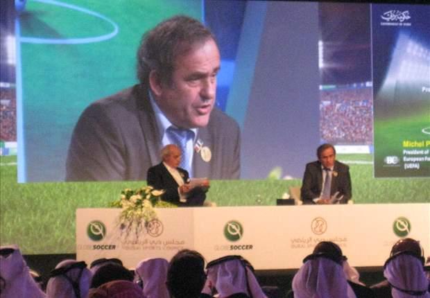 """Platini: """"Spielmanipulation ist die größte Gefahr für den Fußball"""""""