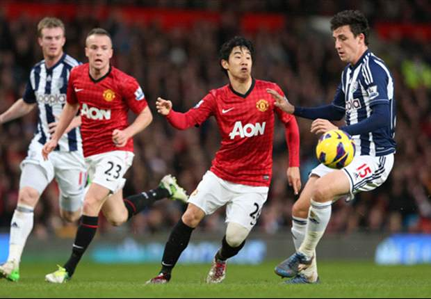 Manchester United 2-0 West Brom: Van Persie stunner caps his perfect 2012