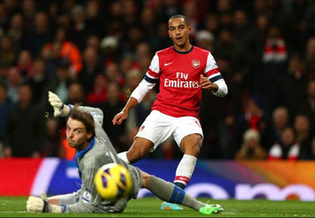 Walcott: Talks are ongoing, something will be sorted soon