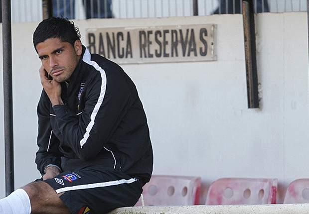 Miguel Riffo será ayudante de Labruna