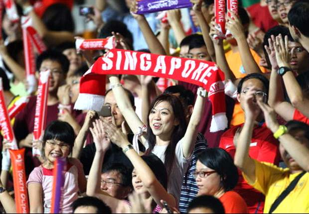 Singapore drop four spots in latest Fifa rankings