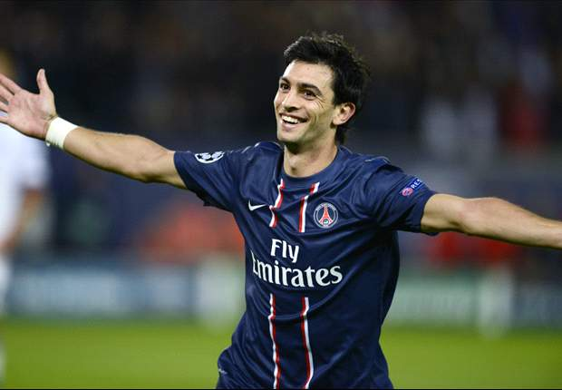 PSG 3-1 Toulouse: Gameiro, Pastore and Lavezzi ensure safe progression