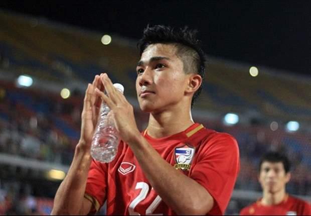 Thailand's Chanathip Songkrasin headed for J-League