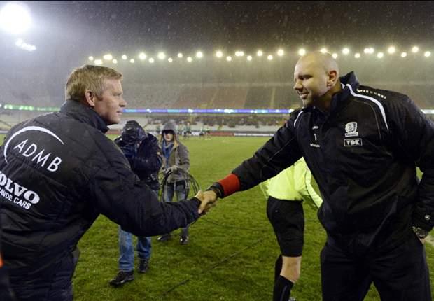 AA Gent zet coach Peeters op straat