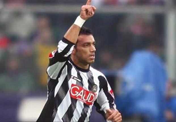Udinese Deny Quagliarella To Roma Rumour