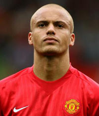 wes brown fifa 09