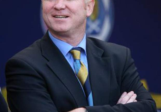 McLeish refuses to rule out interest in Scotland job