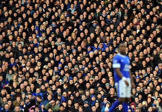 Un aficionado del Everton es declarado culpable por insultos racistas