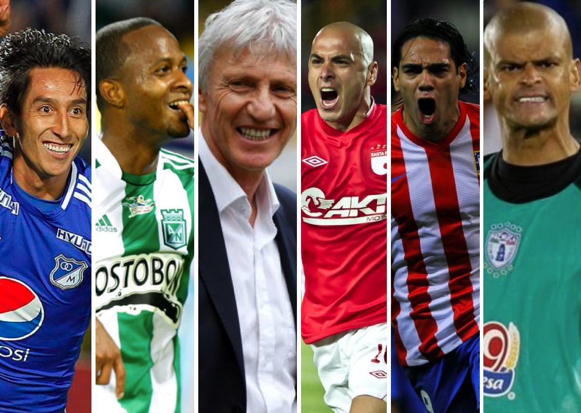 Los 10 momentos del fútbol colombiano en 2012