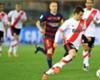 Mora decepcionó en la final frente a Barcelona