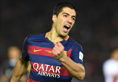 Suarez: Batistuta is the 'ultimate' striker