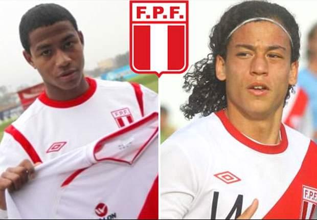 Perú definió el plantel para el torneo Sub 20