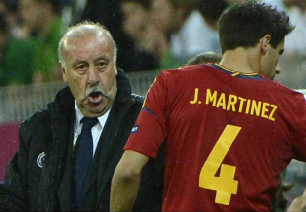 Javi Martinez: I am not angry with Del Bosque