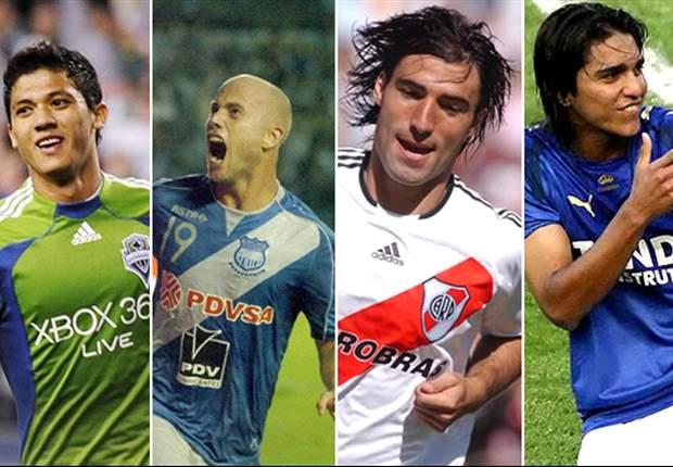 Millonarios mira a Luciano Figueroa, Ernesto Farías y Moreno Martins