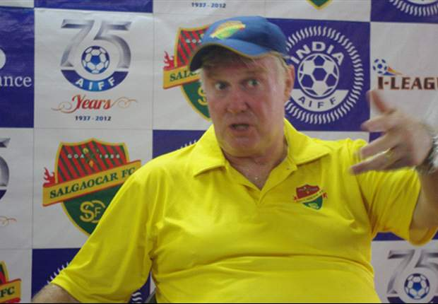 I think we can move up a few places on the table - Salgaocar FC coach David Booth