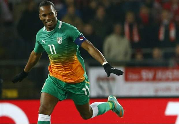 Drogba: Ivory Coast getting tired of losing out each time at the Nations Cup