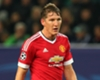 Bastian Schweinsteiger during Manchester United's Champions League loss to Wolfsburg
