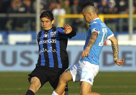 PREVIEW Serie A Italia: Napoli - Atalanta