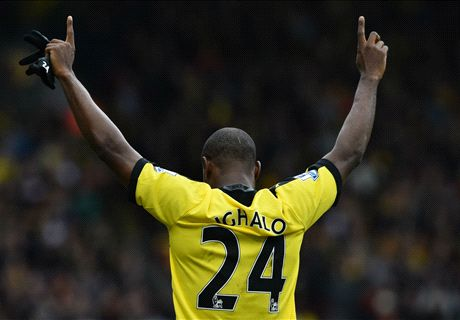 Ighalo reveals his toughest opponent