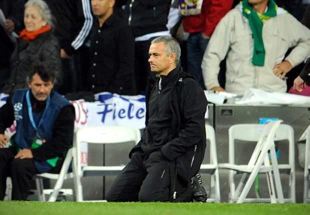 Jose Mourinho: Kommt sein Ende gegen Celta Vigo?