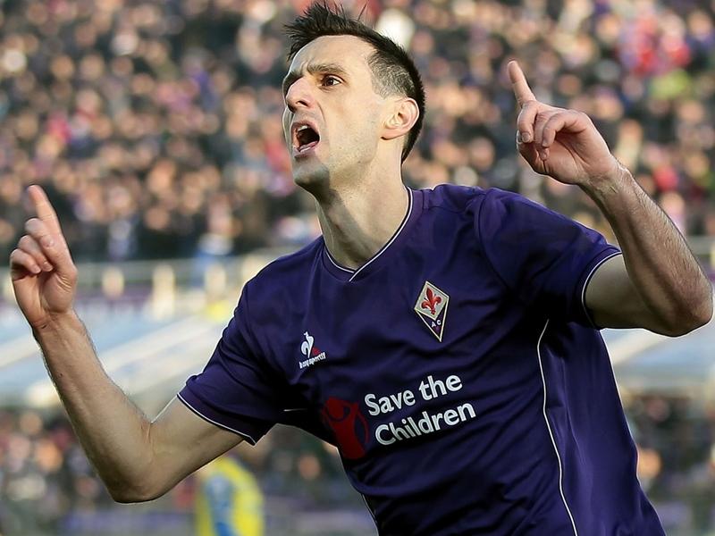 Probabili formazioni Fiorentina-Milan: Montella non cambia, Kalinic torna titolare