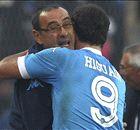 "Higuain-Juve, Sarri: ""Neanche un saluto"""