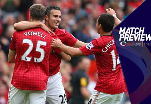 PREVIEW Wigan Athletic - Manchester United: Robin Van Persie Lanjutkan Rekor