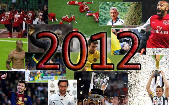 عام 2012 .. في 100 صورة