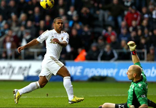 Swansea langer door met Routledge