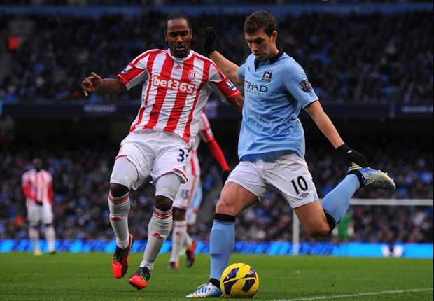 No complaints from Stoke boss Pulis after Manchester City defeat