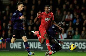 Southampton 1-1 Arsenal: Own goal saves point for frustrated Gunners
