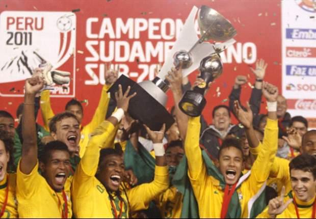 ¿Quién ganará el Sudamericano Sub-20?
