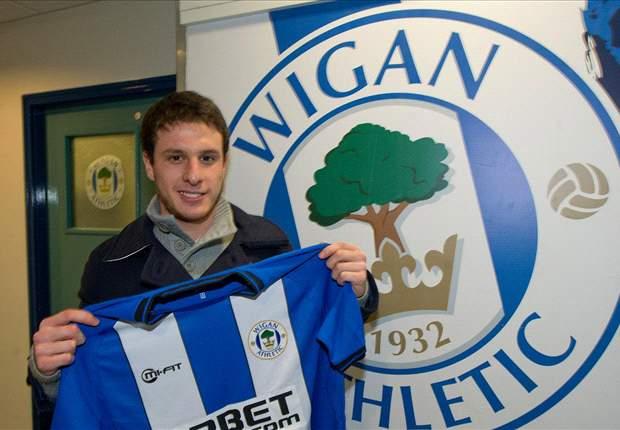 Ángelo Henríquez se va cedido al Wigan