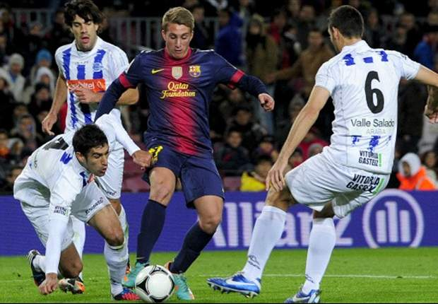 Deulofeu keen to sign Barcelona extension