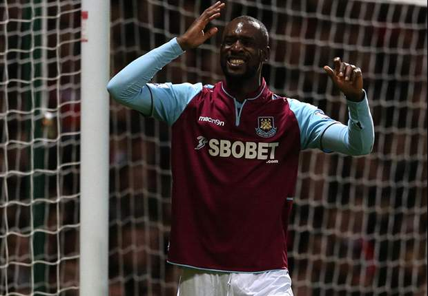West Ham re-signs Carlton Cole on three-month deal