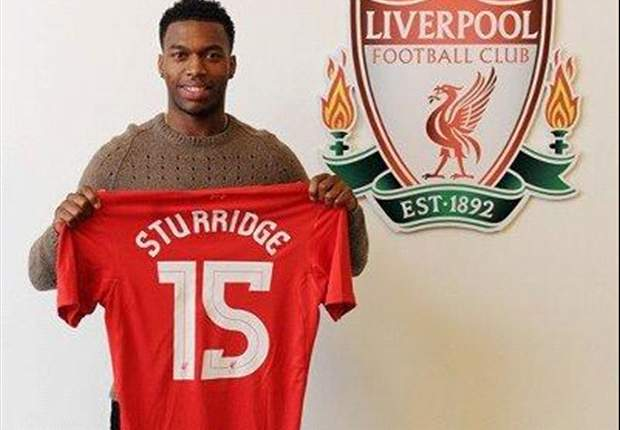 Transferts - Sturridge à Liverpool (OFFICIEL)