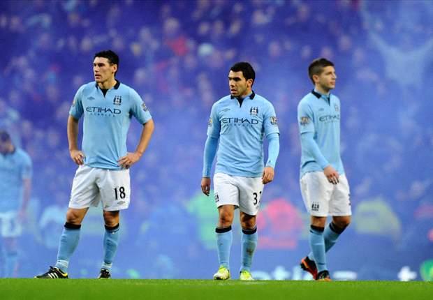 Gareth Barry: Manchester City will die Negativ-Serie gegen Arsenal beenden