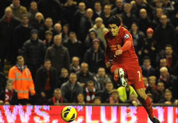 Liverpool: Brendan Rodgers vergleicht Suarez mit Messi