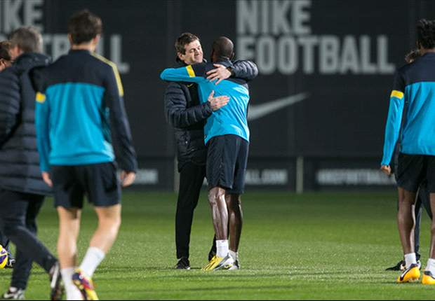 Abidal to get medical all-clear in February