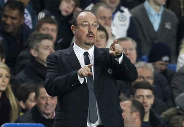 Benitez: Winning the only way to stop criticism from Chelsea supporters