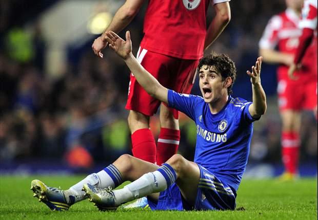 Chelsea blameert zich tegen QPR